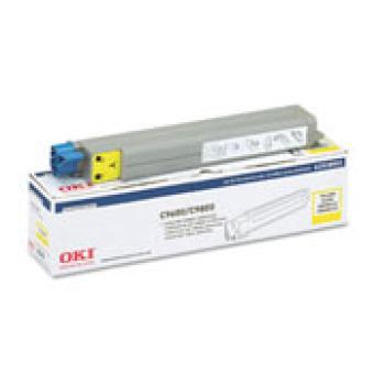 TONER OKIDATA AMARILLO C9600N/C9600S/C9800HDN/C9800 15K PAG