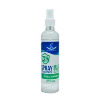 Spray Prolicom Desinfectante para Manos con Aroma 250ml
