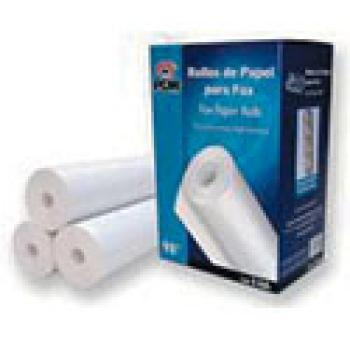 PAPEL FAX PCM  30 MTS C/6 ROLLOS
