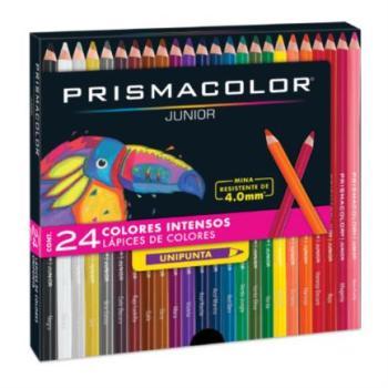 Colores Prismacolor Junior C/24 Pzas