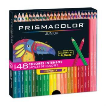 Colores PrismaColor Junior con 48 Piezas