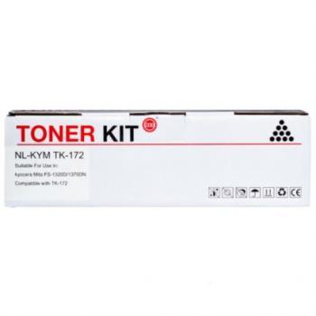 Tóner Print-Rite TK-172 Color Negro