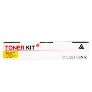 Tóner Print-Rite MPC305 NV9 Color Amarillo