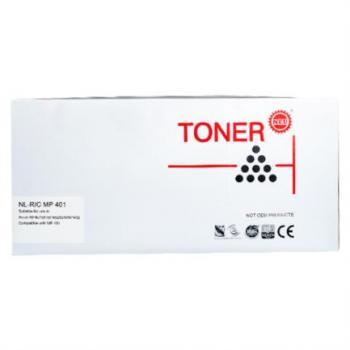 Tóner Print-Rite MP401SPF NV9 10.4K Color Negro
