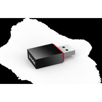 ADAPTADOR DE RED TENDA USB2.0 INALAMBRICA N300 300MBPS SOFT AP / U3