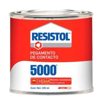 PEGAMENTO RESISTOL 5000 LATA C/250 ML.