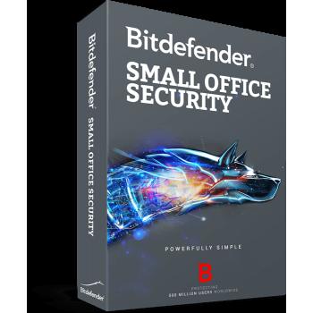 BITDEFENDER SMALL OFFICE SECURITY(GRABITYZONE) 10USR+1SVR (TMBD-053)