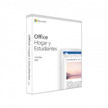 MICROSOFT OFFICE HOME & STUDENT 2019 32/64 SP (79G-05026)