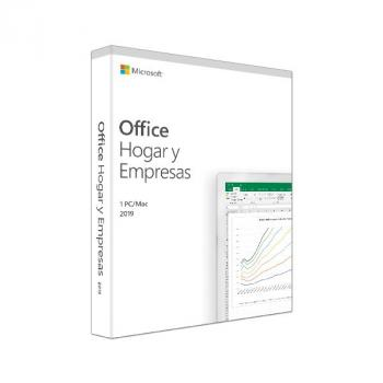 MICROSOFT OFFICE HOME&BUSINESS 2019 32/64 SP COMPW10(T5D-03260)