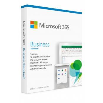 MICROSOFT 365 BUSINESS STANDARD 32/64BITS LATAM (KLQ-00524)