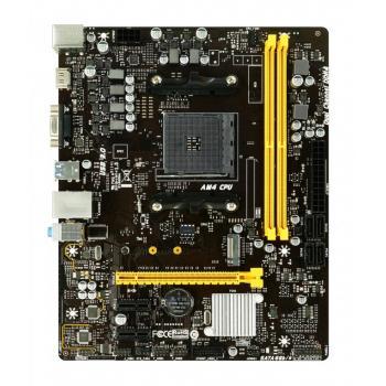 TARJETA MADRE BIOSTAR B450MH DDR4 HDMI VGA PCIe M.2 SOC AM4 RYZEN
