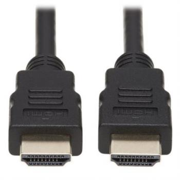 Cable Tripp Lite HDMI Alta Velocidad Ethernet UHD 4K Video Digital Audio M-M 3m Color Negro