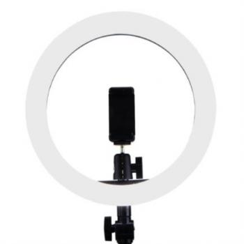 Aro de Luz Vorago Game Factor LGR300 30cm Streaming Cálido y Frío Ajustable USB
