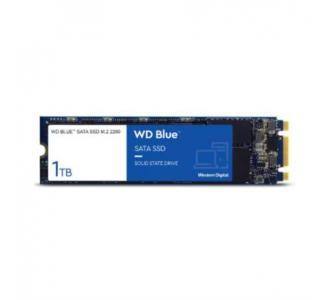 Unidad de Estado Sólido SSD Western Digital Blue 1 TB M.2 2280 SATA 3D Nand