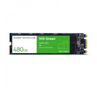 Unidad de Estado Sólido SSD Western Digital Green 480 GB M.2 2280 SATA