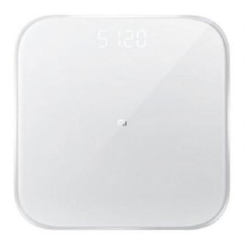 Bascula Grasa Corporal Xiaomi Mi Smart Scale 2 Permite Controlar Peso/IMC Color Blanco