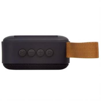 Bocina Stylos Speaker Bluetooth/USB Color Negro