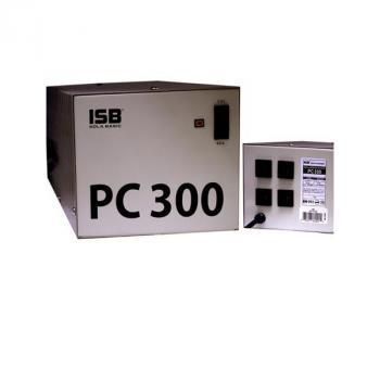 REGULADOR SOLA BASIC PC-300 MONOFÁSICO 60Hz 120V FERRORRESONANTE 4 CON